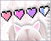 LL* Gamer Hearts Sign