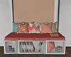 ~N~ Spring Book Bench
