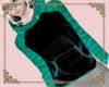 A: Green hoodie