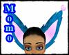 Bluish Ears