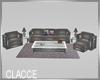 C city nights lounge set