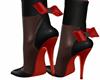 Vampire Pumps + Socks 2