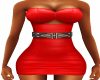 Red Liss Dress