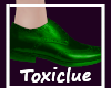 [Tc] Formal Green Shoes