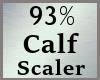 93% Calves Calf Scale MA