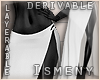 [Is] Skirt Layerable Drv
