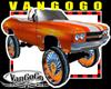 VG Orange DONK Hi Roller