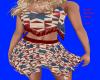 Americana Dress