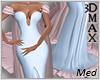 3D Veil Gown v2 Med