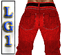 LG1 Red Jeans*