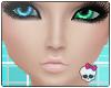 Frankie Stein Head +Eyes