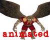 oz flying monkey
