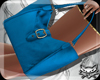 ! Milano Blue Bag