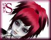 Sayoko New Red Hair