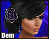 !D! Lota Blue Rose
