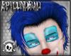 Carmine Clown Midnight