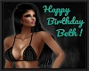 BETH Birthday Balloons