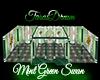 Mint Green Swan