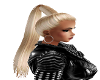 Hair Blond Ponytail Lizy
