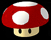 Red Mushroom Chair