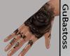 Tatuagem Mãos II Tattoo