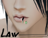 Law #Lips Piercing L