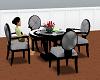 Black Modern Table