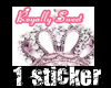 Royally Sweet