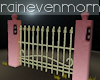 Gothic Fence Derivable