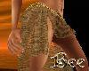 [Bee]Sheer Tribal Skirt