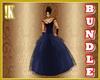 Saphire BR Gown Bundle