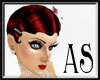 [AS] Short & Sassy-Red