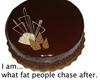 Sarcastic Cake