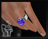 Ring Purple