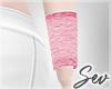 *S Pink Sweatband R