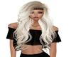 Abbi ~ Long blonde hair