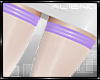 AQ|Purple Stockings