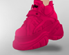 Chunky Shoes Pink