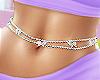 Mariposa Belly Chain DRV