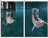 Romantic Boat Creame
