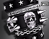 -P- Skull Spike Bracer R