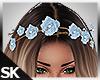 SK|Boho Head Flowers V3