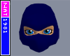(Nat) Ninja Blue Mask