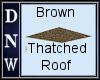 Thatched Beach Roof