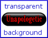 Unapologetic tag