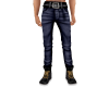 NV Blu Work Jeans/Boots