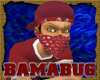 BD - BAMA bandana red
