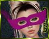 Carnival Mask Purple