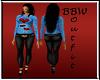 BBW Blue Hearts Desire