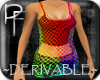 (PF)Double Fishnet DRVBL